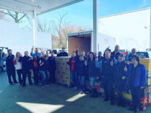 2019 Thanksgiving Meal Drive
