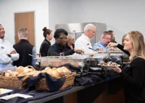 Charlotte Volunteer Appreciation Luncheon