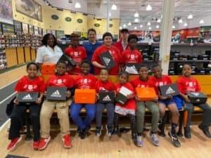 Hendrick Lexus Kansas City Dealerships Support Salvation Army Soccer Team