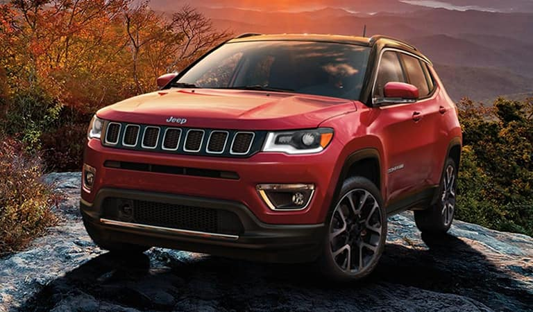 New Jeep Compass Birmingham AL