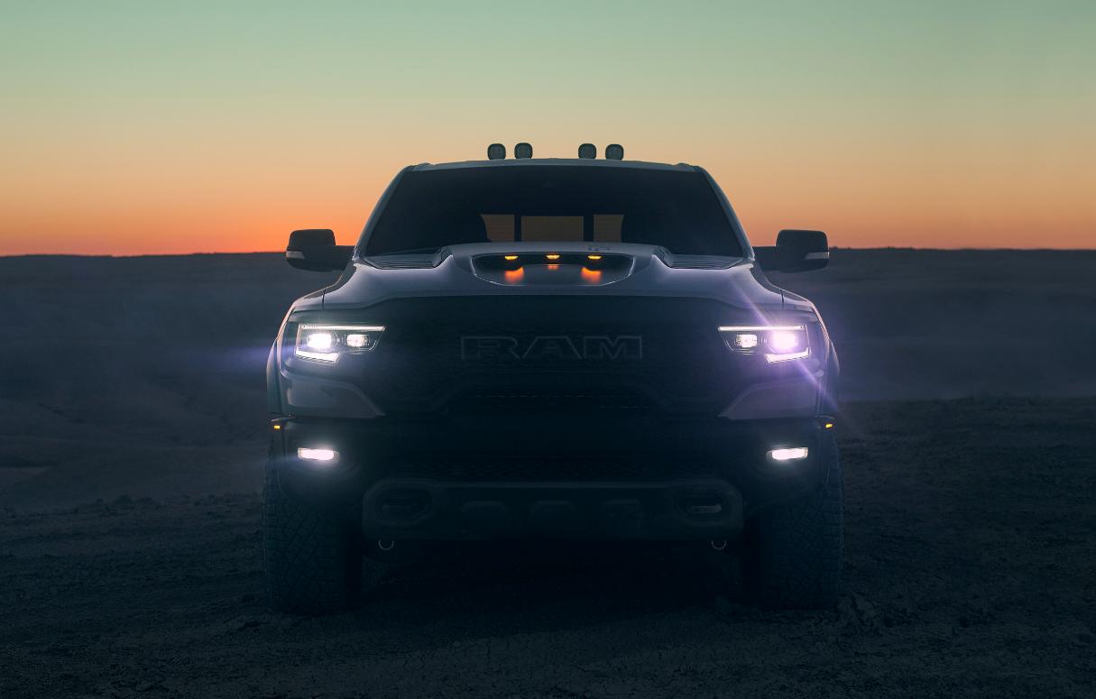 2021 Ram TRX vs Ford Raptor