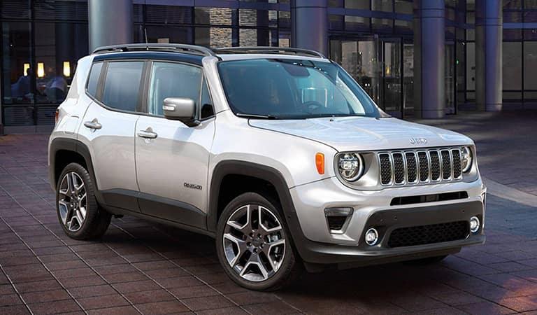 New 2021 Jeep Renegade Birmingham AL