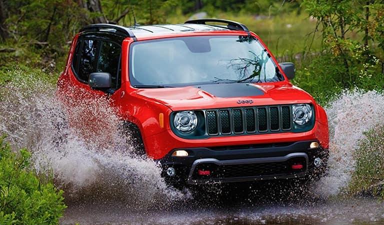 New 2021 Jeep Renegade Birmingham Alabama