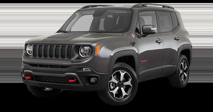 New 2021 Jeep Renegade Hendrick CDJR Hoover