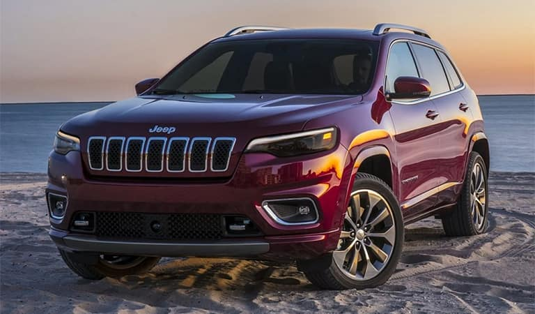 New 2021 Jeep Cherokee Birmingham AL