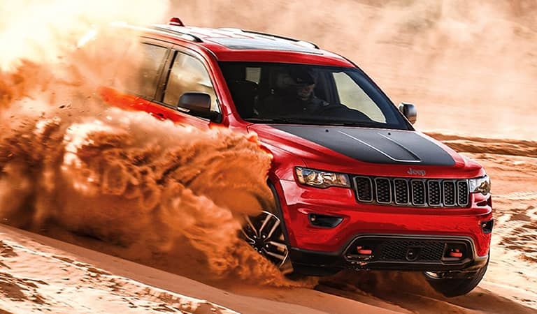New 2021 Jeep Grand Cherokee Birmingham Alabama