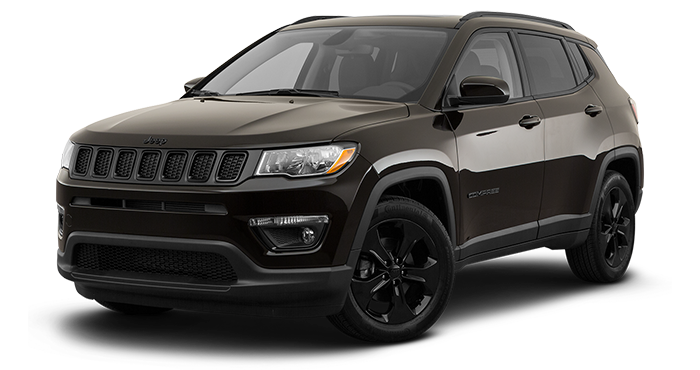 New 2021 Jeep Compass Hendrick CDJR Hoover