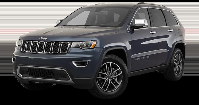 New 2021 Jeep Grand Cherokee Hendrick CDJR Hoover