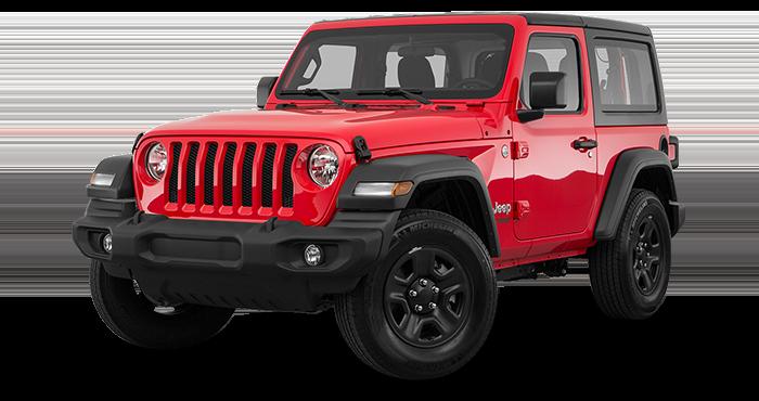 New 2021 Jeep Wrangler Hendrick CDJR Hoover