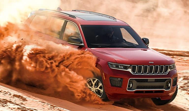 New 2021 Jeep Grand Cherokee L Birmingham AL