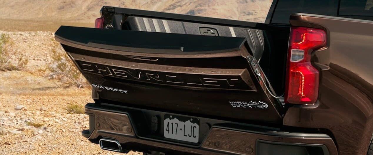 Chevy Silverado Truckbed