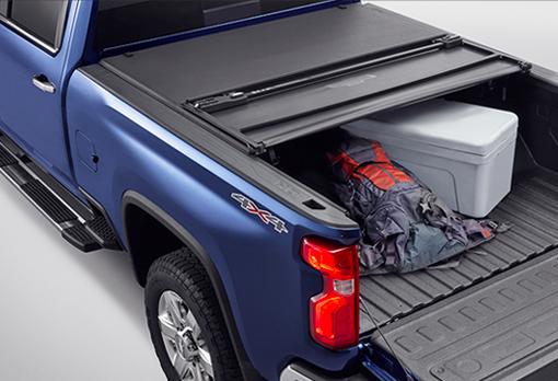 Silverado truck bedliner