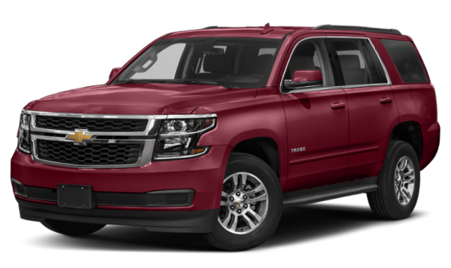 2020 chevy tahoe red exterior