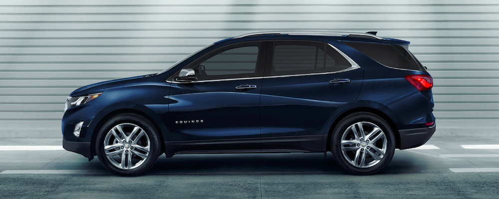 2020 Chevy Equinox Colors | Hendrick Chevrolet Hoover
