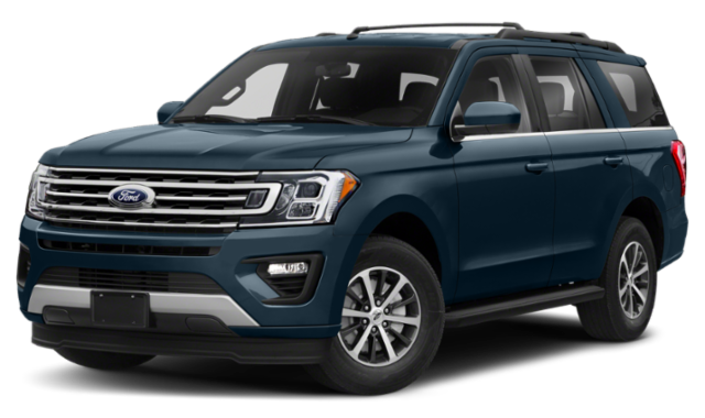 2020 ford expedition dark blue exterior