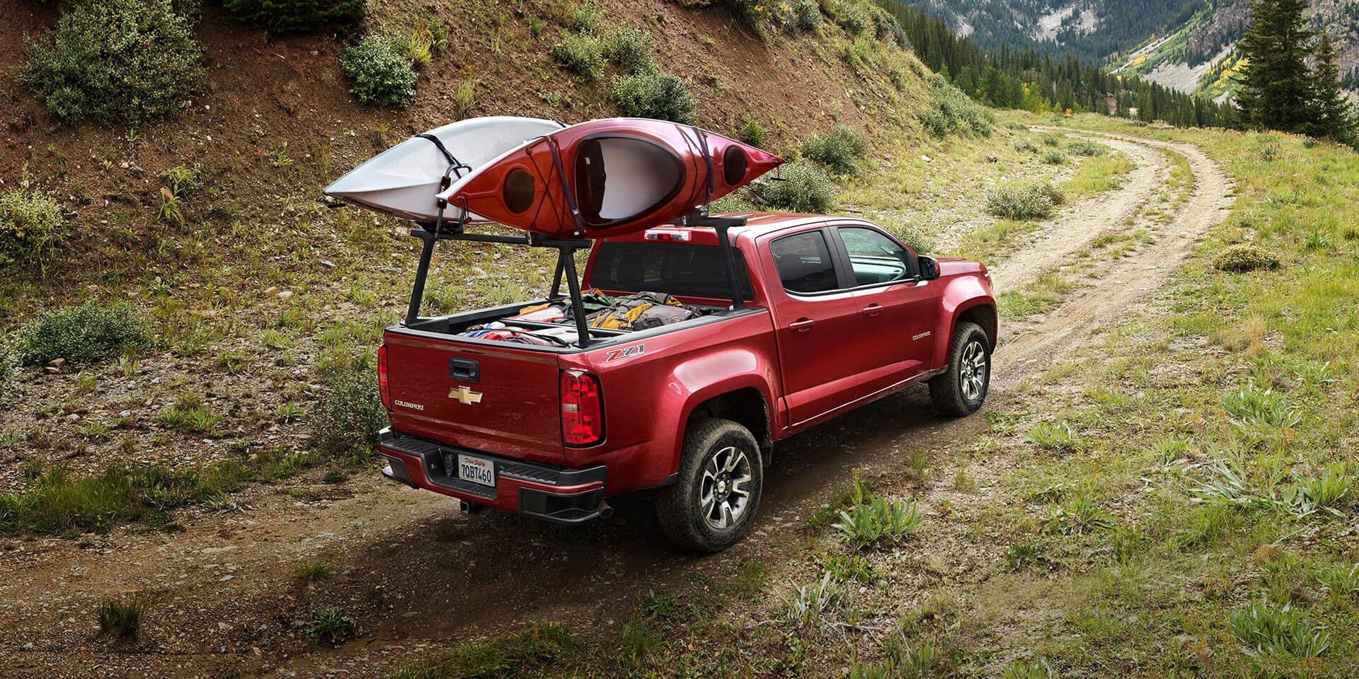 2020 Chevy Colorado