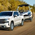 2021 chevy silverado 1500 towing boat