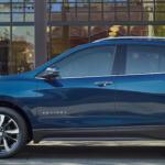 2022 chevy equinox blue exterior