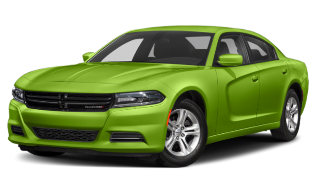 2019 dodge charger green exterior