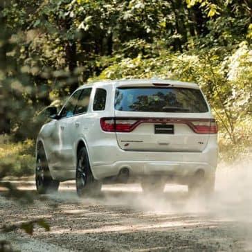 2020 Dodge Durango Rear