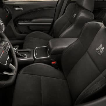 2020 Dodge Charger Seating