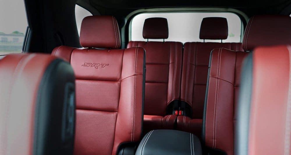 2020 Dodge Durango Srt Interior Hendrick Dodge Cary