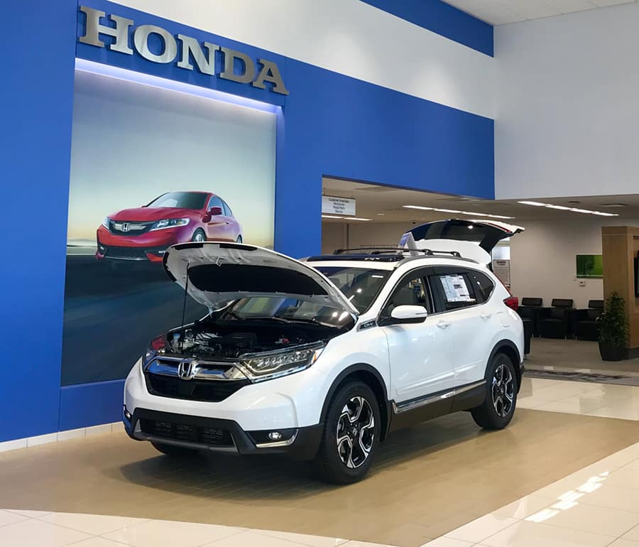 Hendrick Honda of Charleston