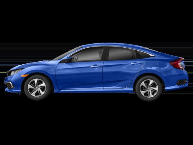 The All New 2019 Civic Sedan CVT LX