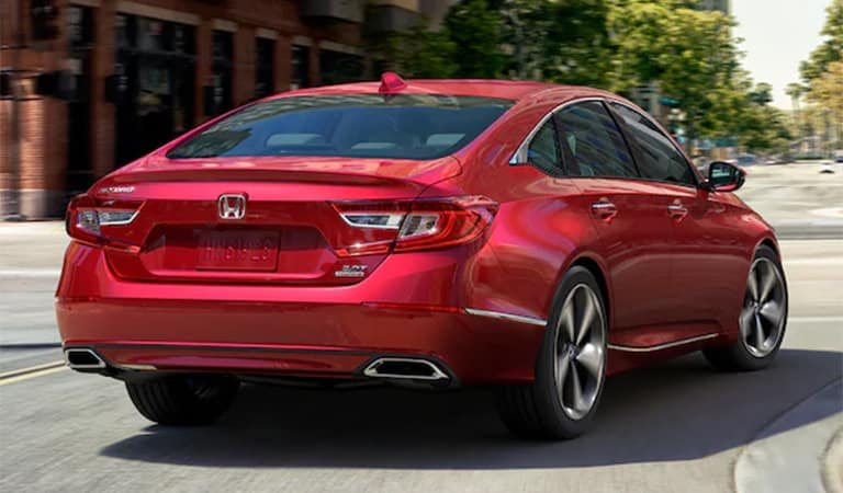 New 2019 Honda Accord Charleston South Carolina