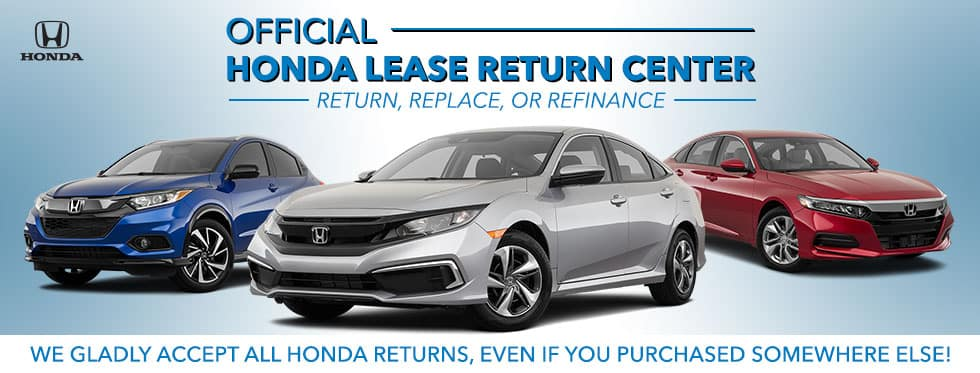 Lease Return Program | Charleston Honda