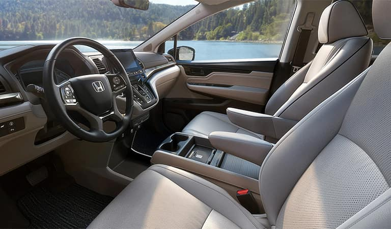 New 2021 Honda Odyssey Charleston South Carolina