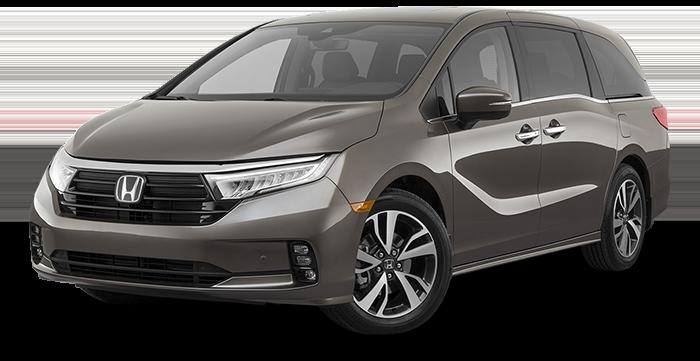 New 2021 Odyssey Hendrick Honda Charleston