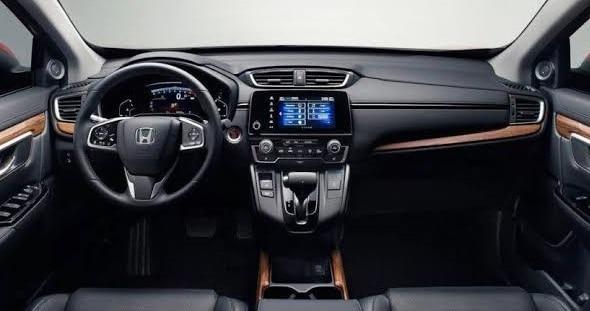 2021 HR-V Interior Available