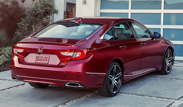 New 2021 Honda Accord Charleston SC