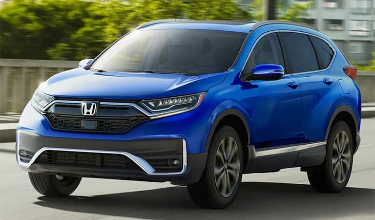 New 2021 Honda CR-V Charleston South Carolina
