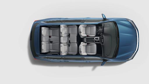 2021 Honda Pilot Seating Capacity | Charleston Honda
