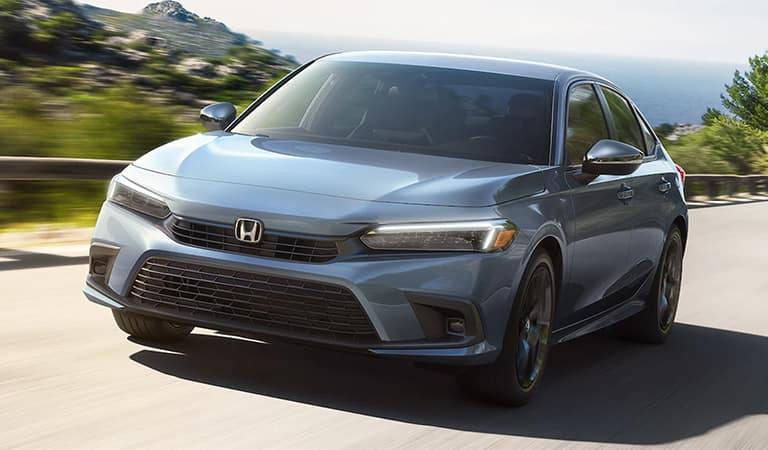 New 2022 Honda Civic Charleston South Carolina