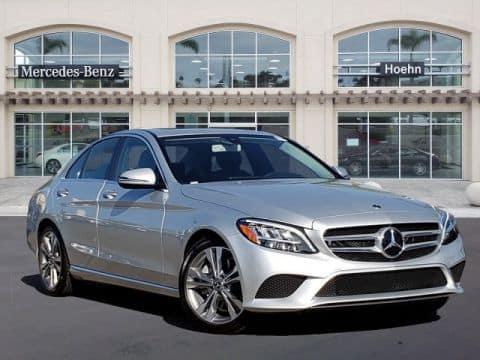 2020 Mercedes C300W
