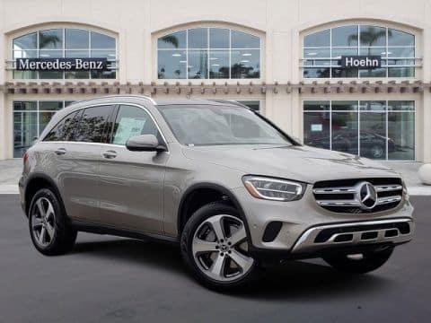 2020 Mercedes GLC 300 W