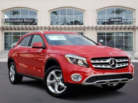 2021 Mercedes-Benz GLA 250W Lease Offer