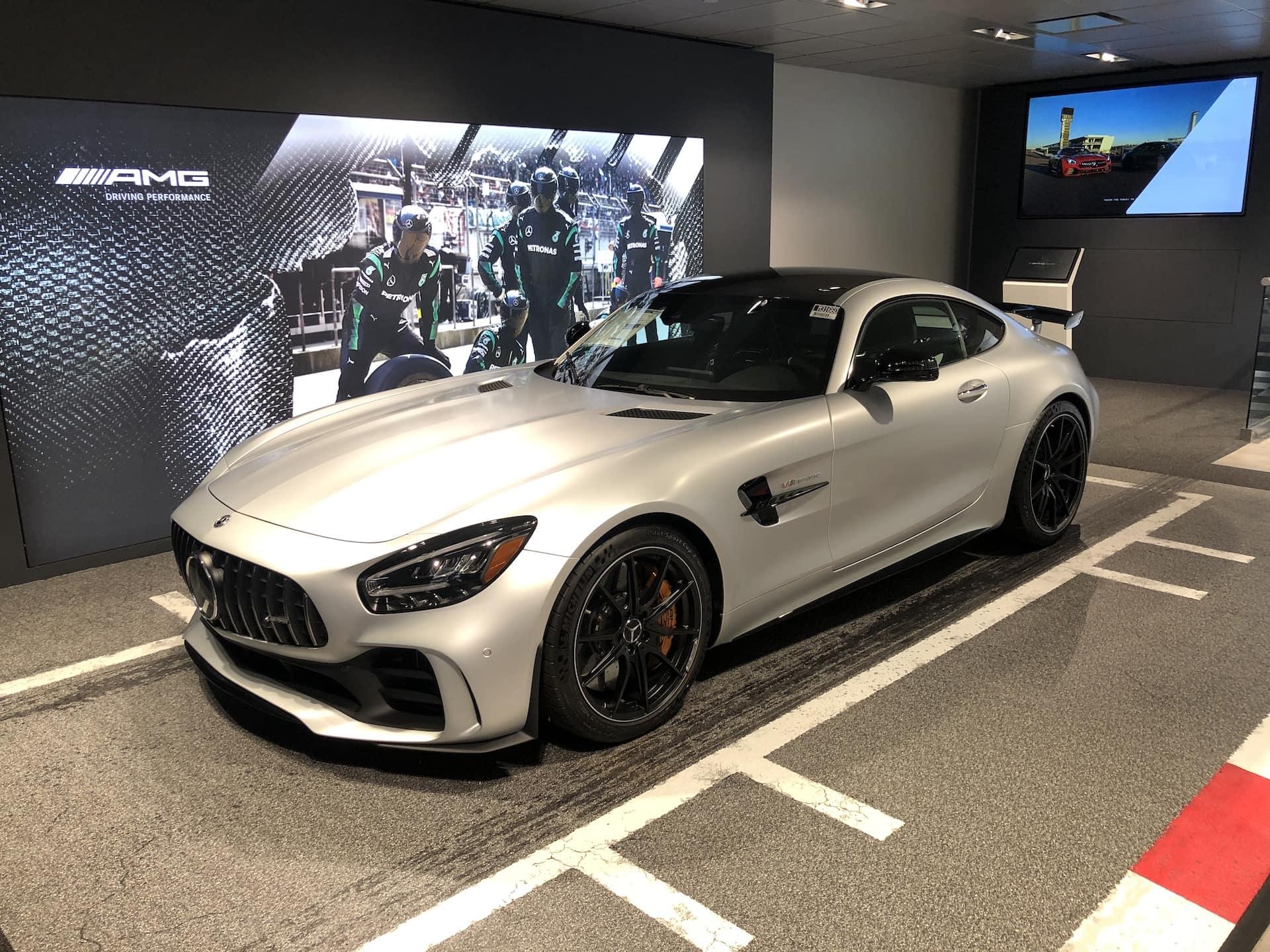 Mercedes Vehicle AMG®
