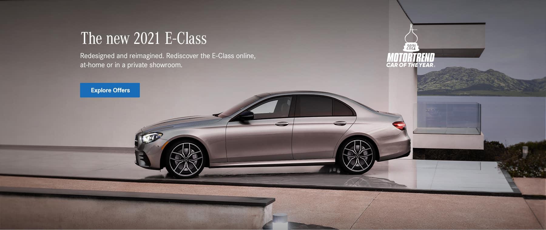 MY21 E-Class eCommerce COTY Dealer Website Banner_1800x760_E-