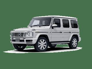 SUVs---G-Class
