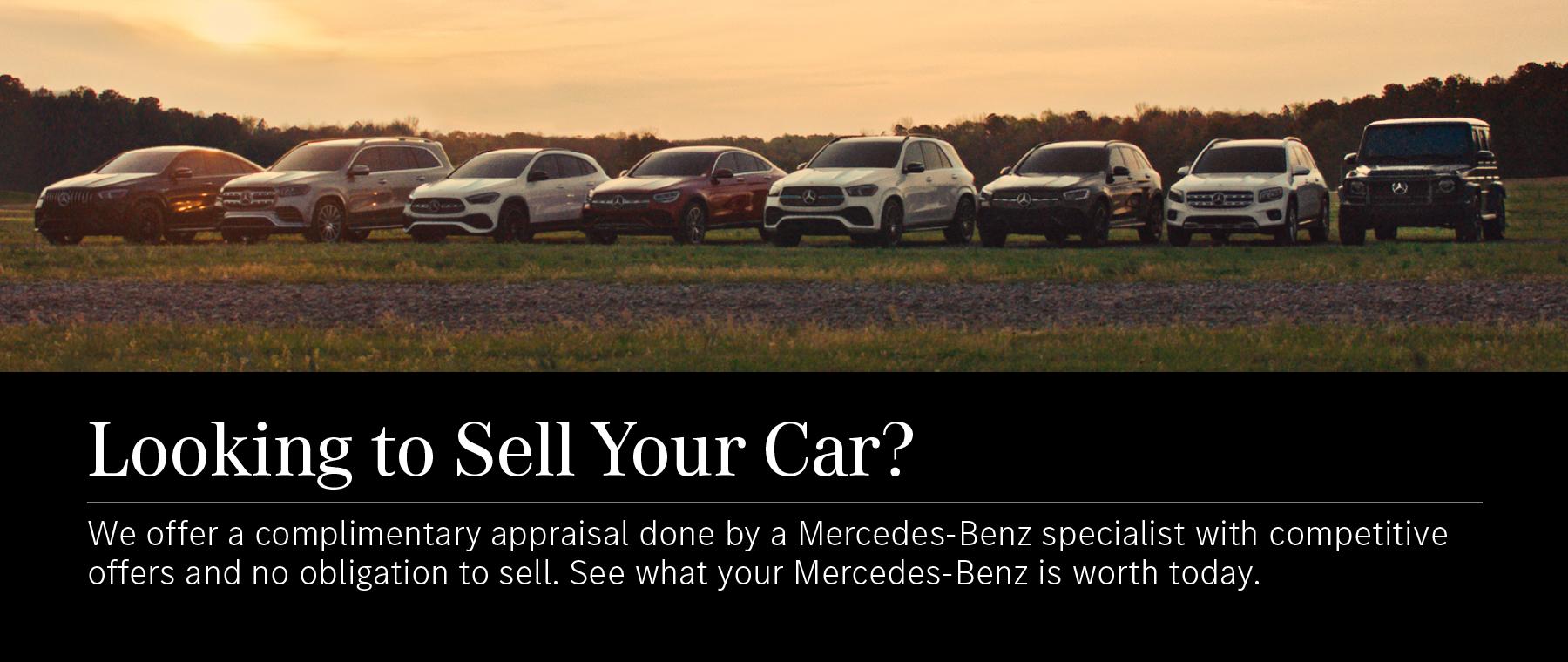 MercedesBanners-lookingtosell