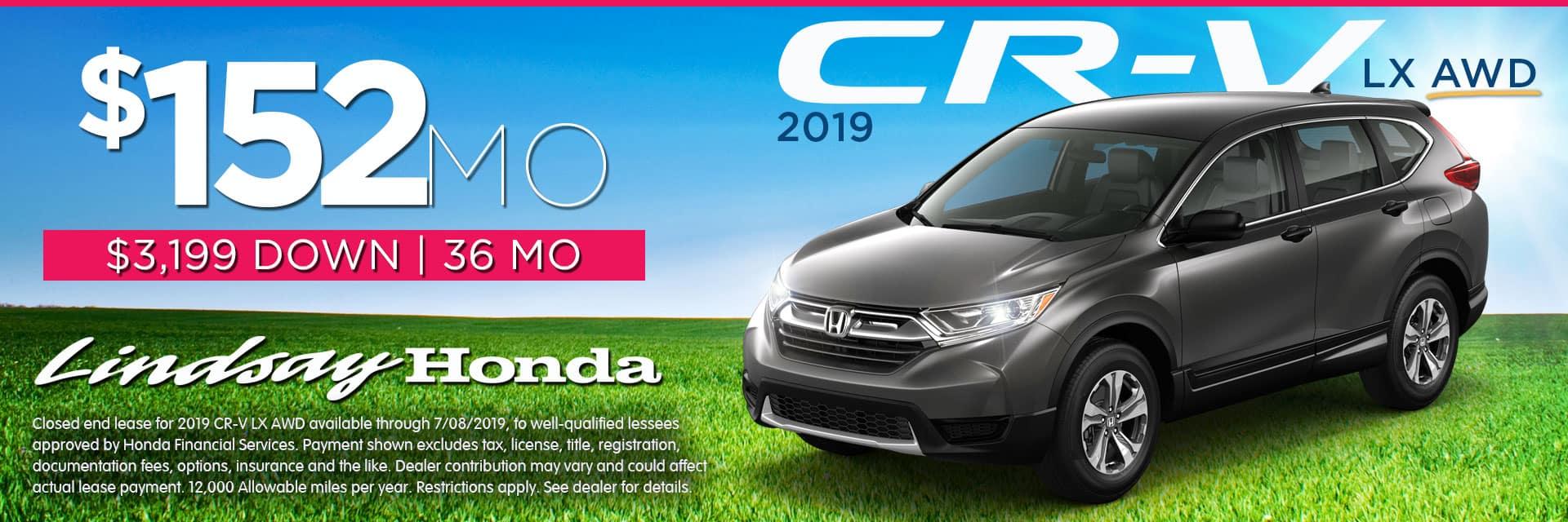 Honda Car Lease >> Lindsay Honda Honda Dealer In Columbus Oh