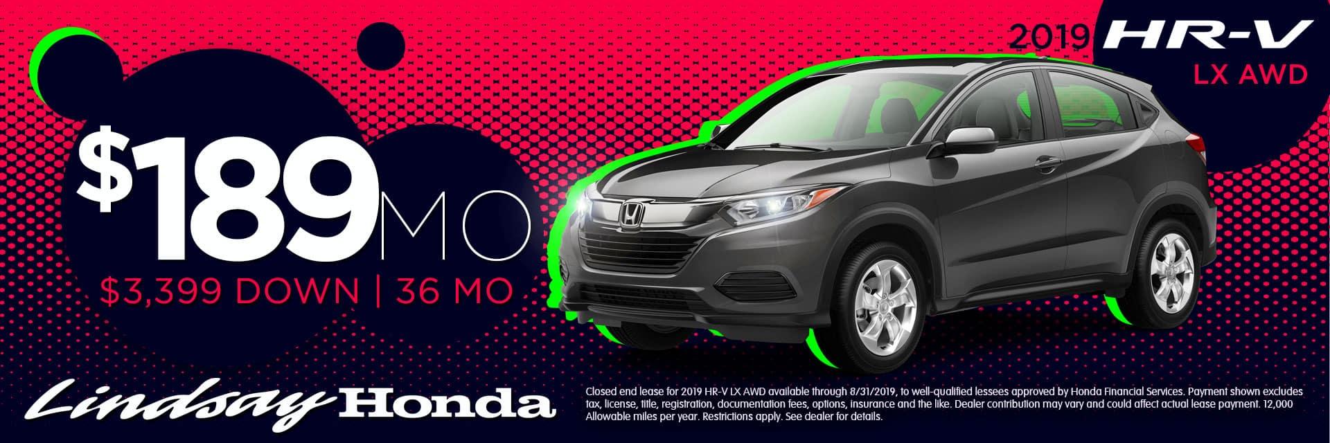 Honda Financial Services Account Management >> Lindsay Honda Honda Dealer In Columbus Oh