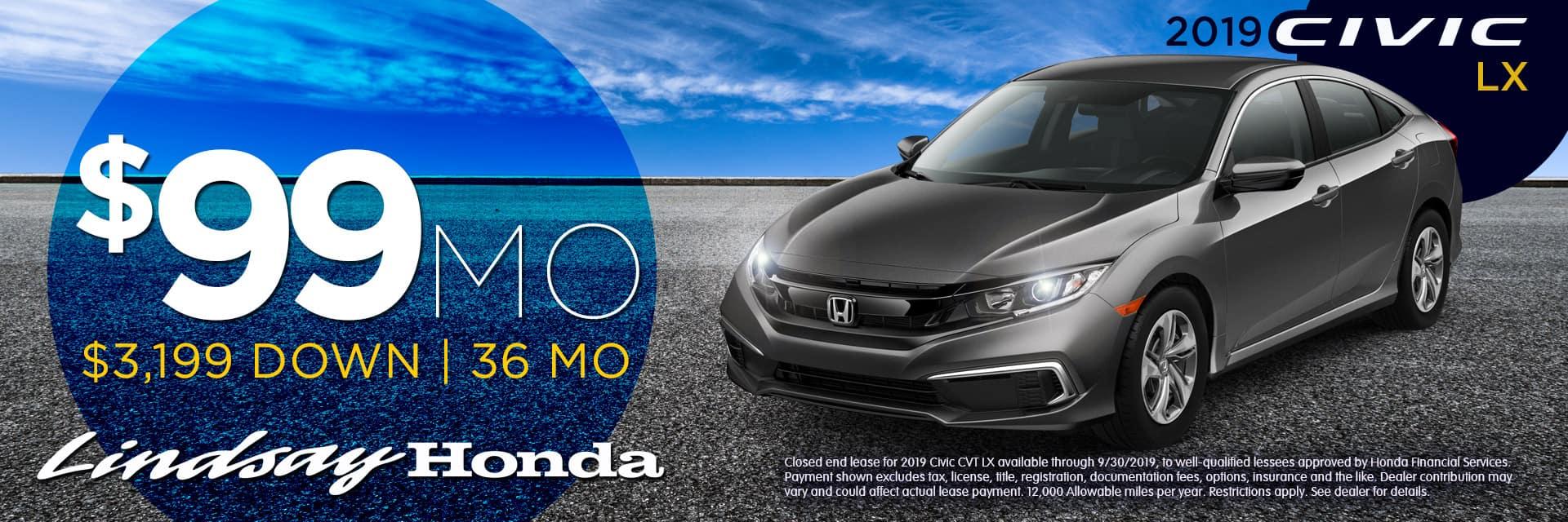Lindsay Honda | Honda Dealer in Columbus, OH