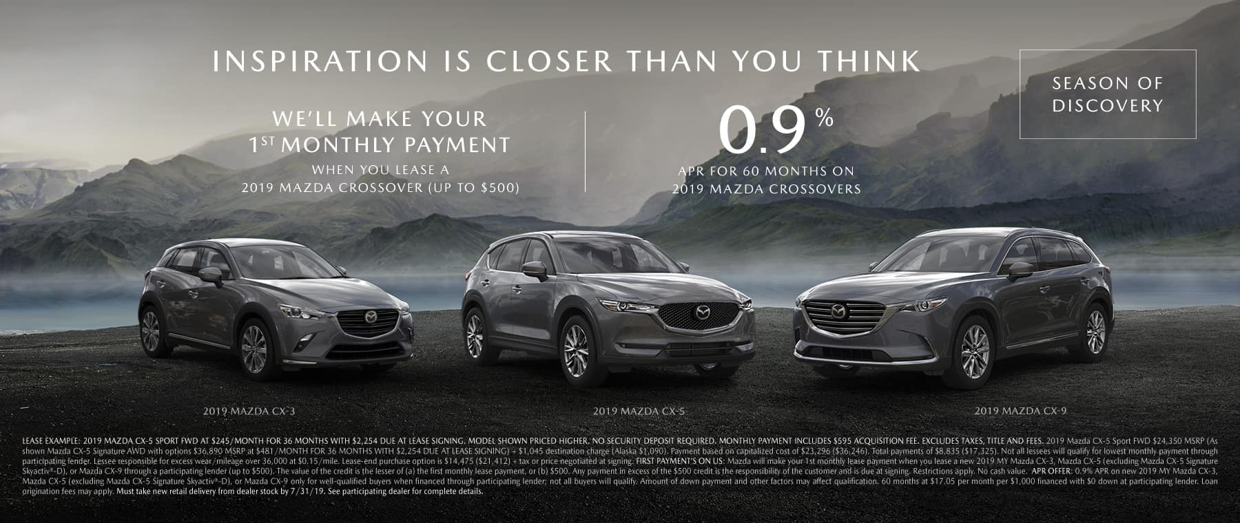 Season of Discovery Sales Event
