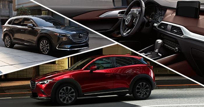 Mazda SUVs