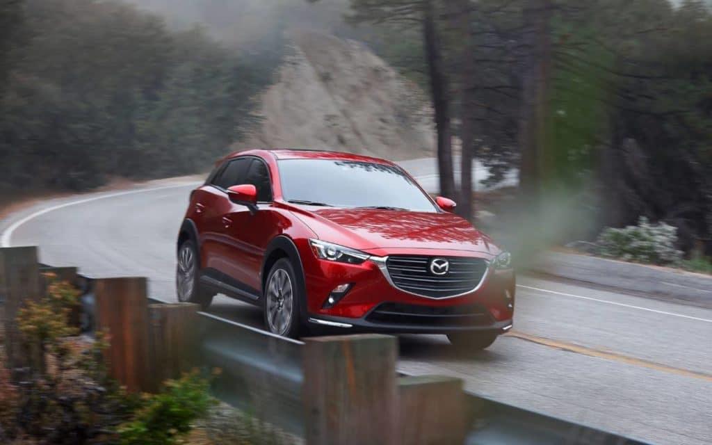 Mazda SUV Performance